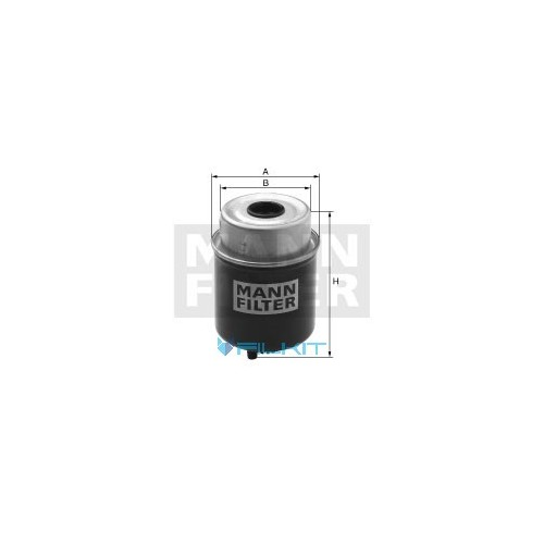 Fuel filter WK 8114 [MANN]