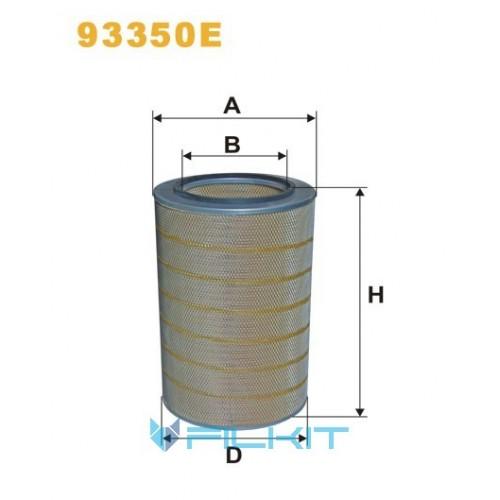 Air filter 93350E [WIX]