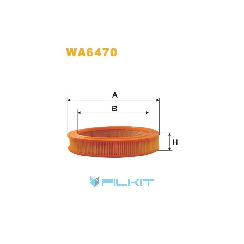 Air filter WA6470 [WIX]