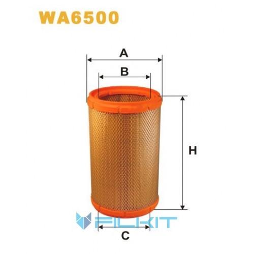 Фільтр повітряний WA6500 [WIX]