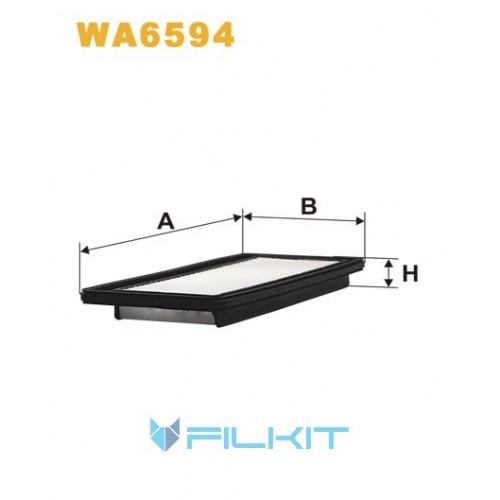 Air filter WA6594 [WIX]