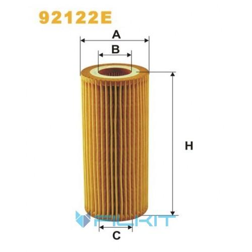 Transmission filter 92122E WIX