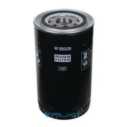 Oil filter 84228510 New Holland, 87803261 Case IH [MANN]