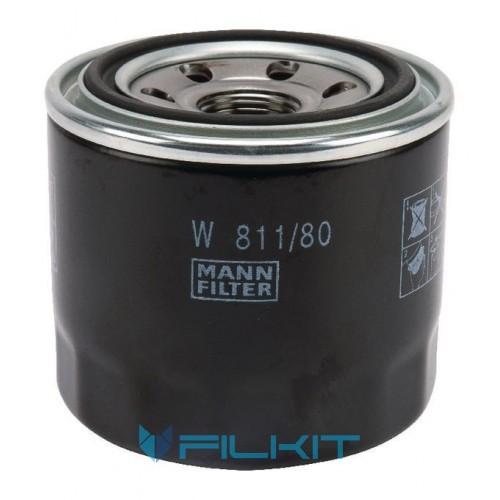 Oil filter 9977990 New Holland, AM101378 John Deere [MANN]