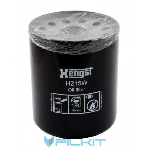 Oil filter AR98329 John Deere, 3I1372 CAT - H215W [Hengst]
