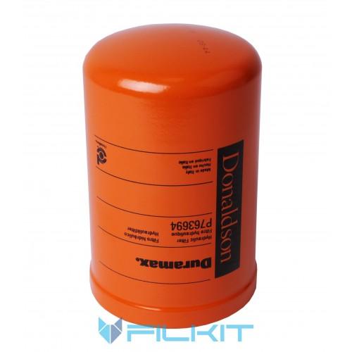 Hydraulic filter P763694 [Donaldson]