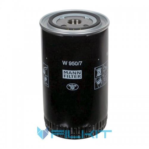 Oil filter 950/7 W [MANN]