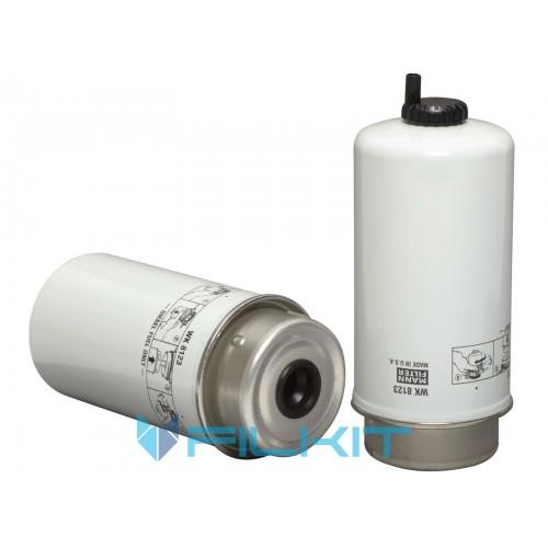 Fuel filter (insert) WK8123 [MANN]