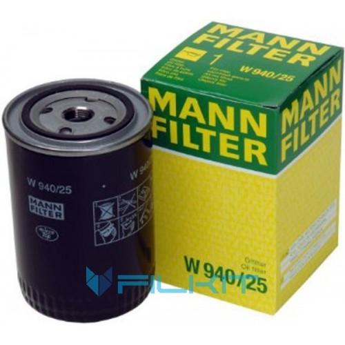 Oil filter W940/25 [MANN]