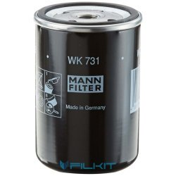 Fuel filter WK731 [MANN]