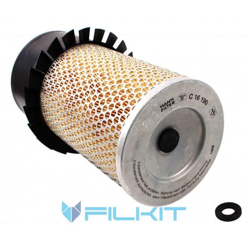 Air filter C 16 190 x [MANN]