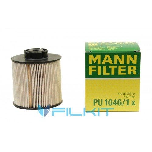Fuel filter (insert) PU1046/1x [MANN]