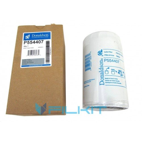 Oil filter P554407 [Donaldson]