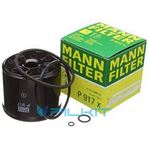 Fuel filter (insert) P917x [MANN]
