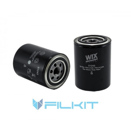 Hydraulic Filter Wix 51243 lot of two