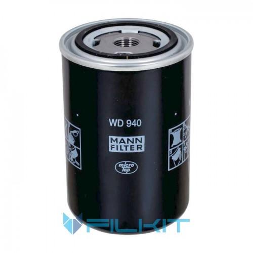 Oil filter WD940 [MANN]