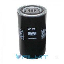 Hydraulic filter WD950 [MANN]