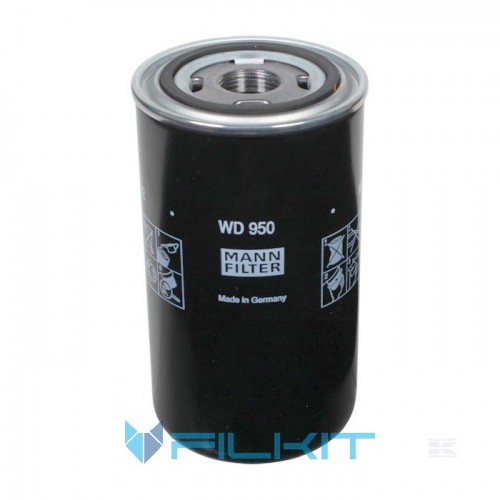 Hydraulic filter WD950 [MANN]