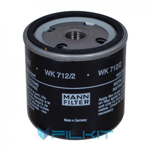 Fuel filter WK712/2 [MANN]