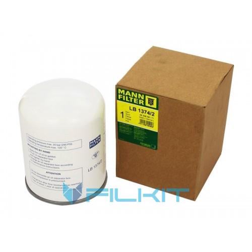 Hydraulic filter W1374/2 [MANN]