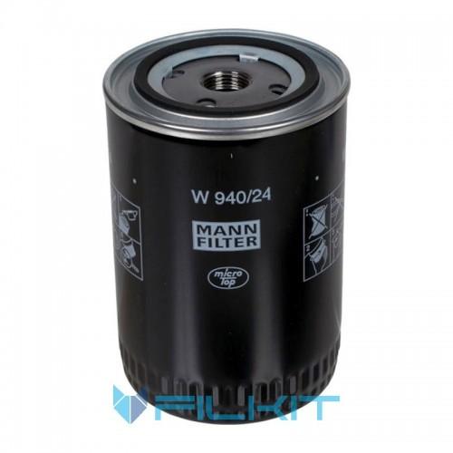 Oil filter W940/24 [MANN]