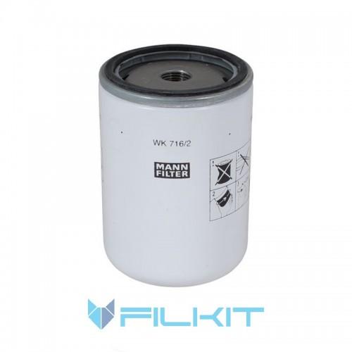 Fuel filter WK716/2x [MANN]