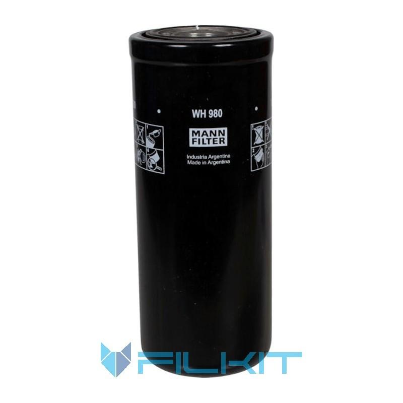 Hydraulic filter WH980 [MANN]