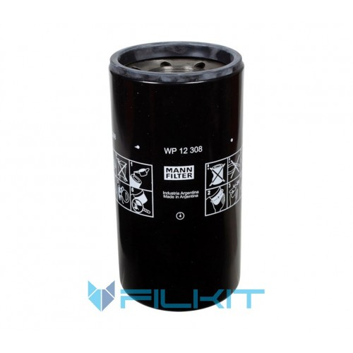 Oil filter WP12308 [MANN]