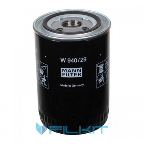 Oil filter W940/29 [MANN]