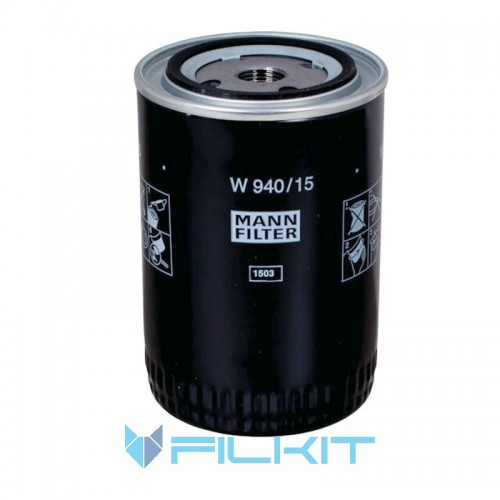 Oil filter W940/15n [MANN]