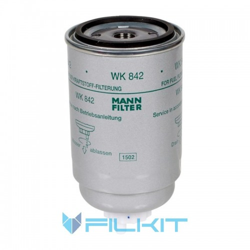 Fuel filter WK842 [MANN]