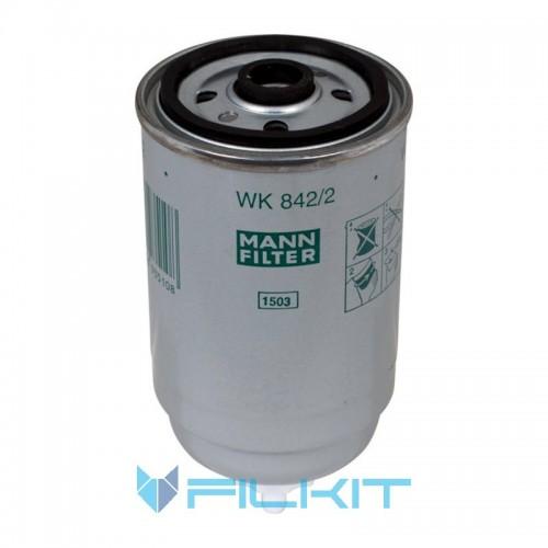 Fuel filter WK842/2 [MANN]