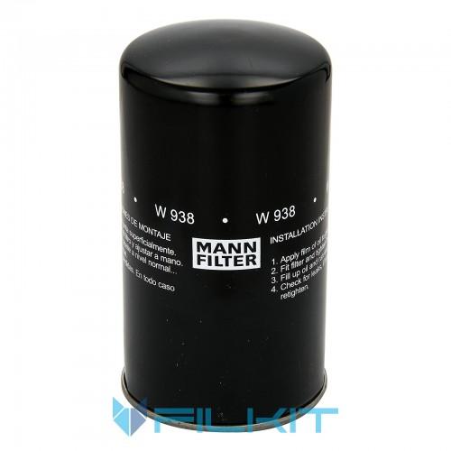 Oil filter W938 [MANN]