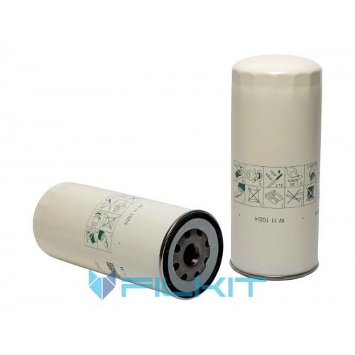 Oil filter W11102/4 [MANN]