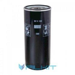 Oil filter W11102 [MANN]