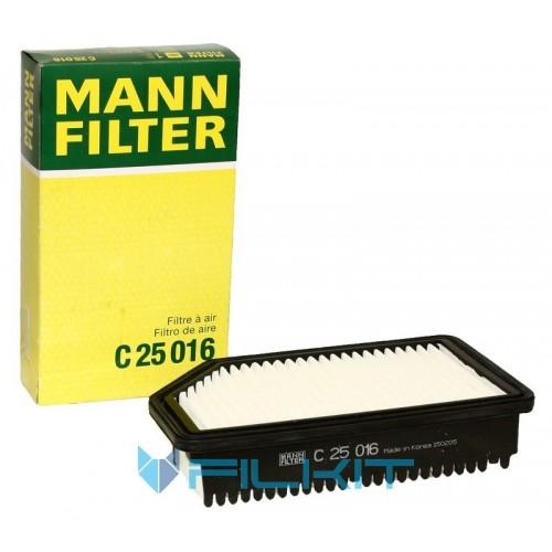 Air filter C25016 [MANN]