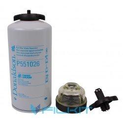 Fuel filter P559122 [Donaldson]