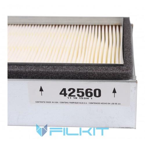 Фільтр повітряний AR49986 [WIX]