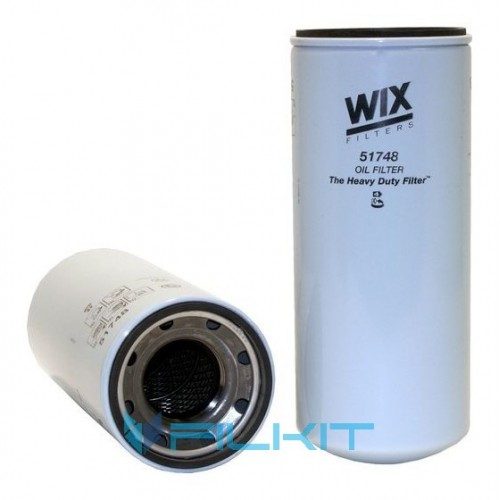 Oil filter 51748 [WIX]