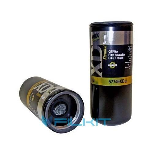 Oil filter 57746XD [WIX]