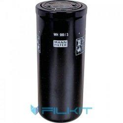 Фільтр гідравлічний WH980/3 [MANN]