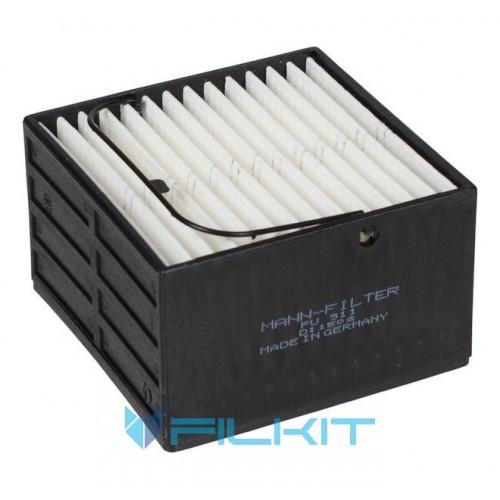Fuel filter (insert) PU911 [MANN]