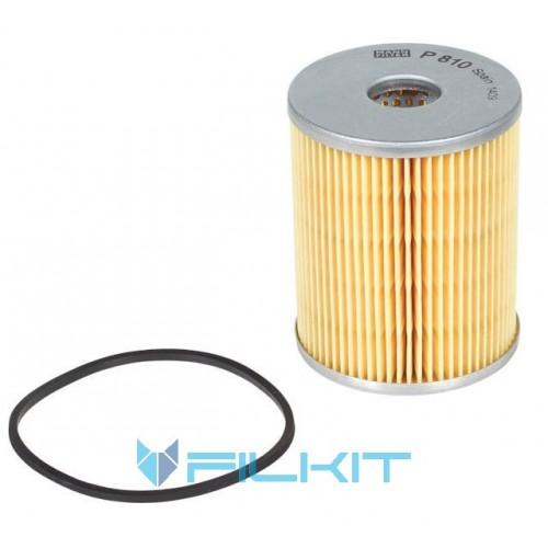 Fuel filter (insert) P810x [MANN]