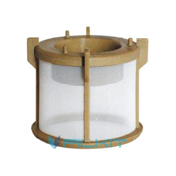 Fuel filter (insert) 95145E [WIX]