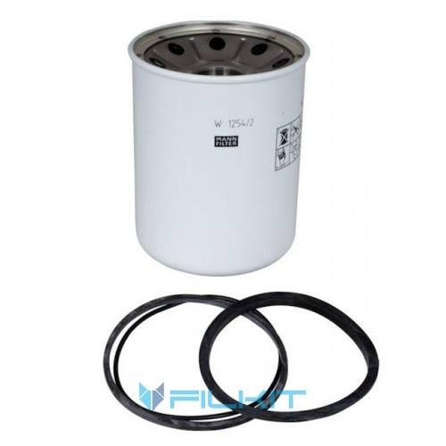 Hydraulic filter W1254/2x [MANN]