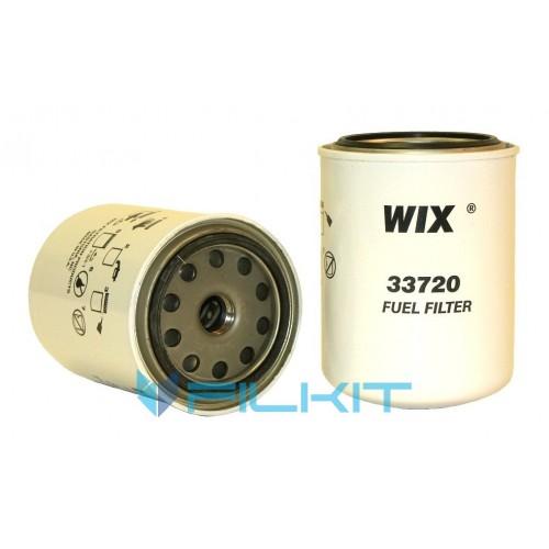 Фiльтр паливний .WIX 33720