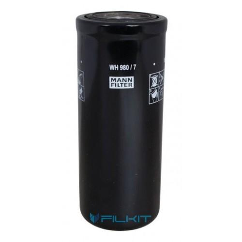 Hydraulic filter WH980/7 [MANN]