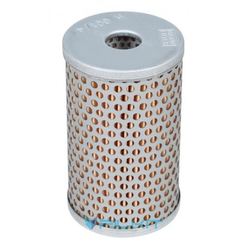 Фільтр гідравлічний (вставка) H601/4 [MANN]