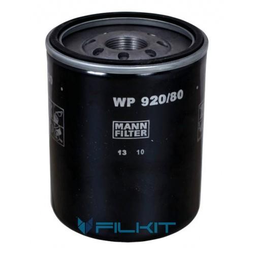 Oil filter WP920/80 [MANN]
