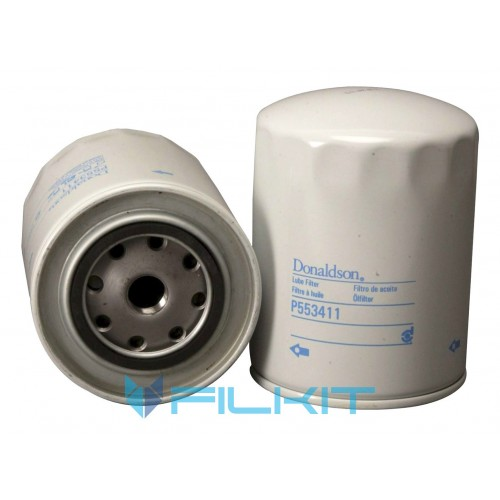 Oil filter P553411 [Donaldson]
